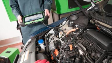 Bosch elektronikai járműtechnikus