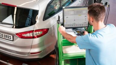 Bosch dízelbefecskendezés járműtechnikus
